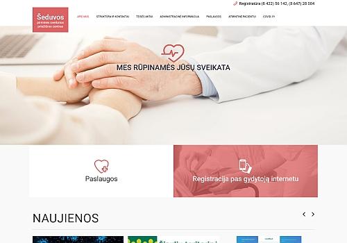Šeduvos pirminės sveikatos priežiūros centras