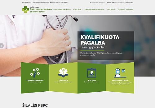VšĮ Šilalės pirminės sveikatos priežiūros centras