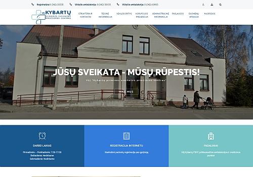 VšĮ Kybartų pirminės sveikatos priežiūros centras