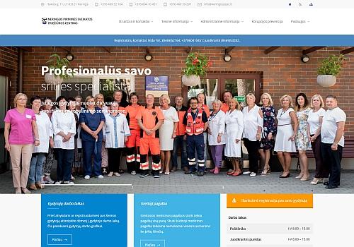Všį Neringos pirminės sveikatos priežiūros centras
