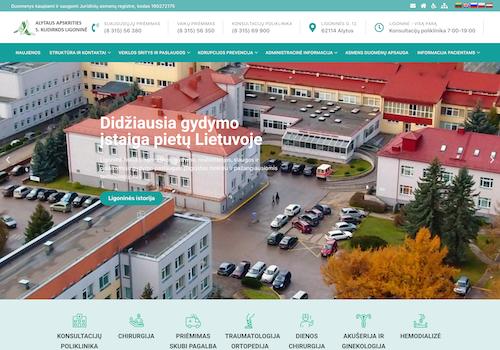 Alytaus apskrities S. Kudirkos ligoninė